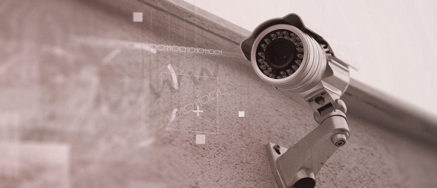 Vigilância e segurança eletrônica para LGPD